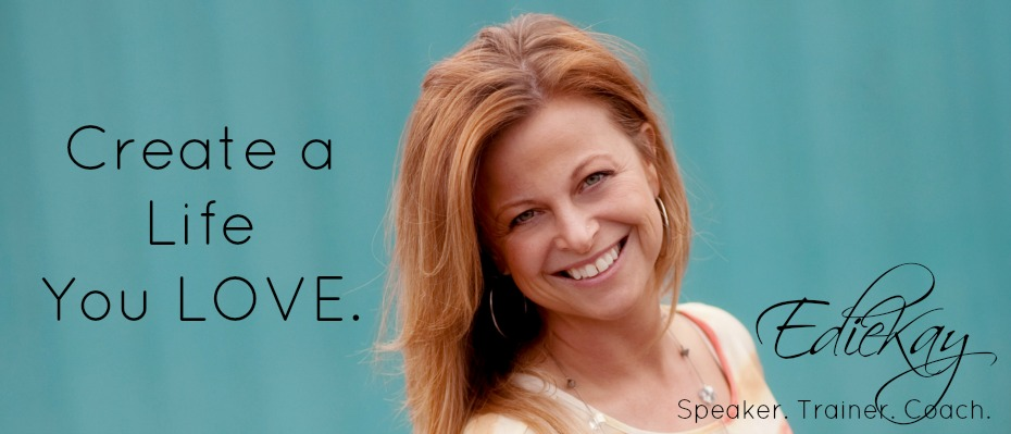 Edie Kay | Transformational Speaker | Personal Success Coach